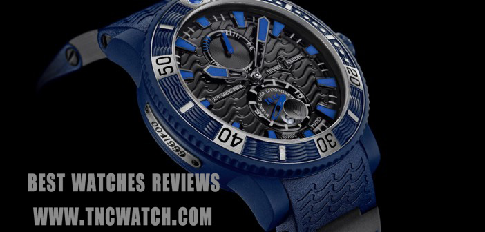 black dial ulysse nardin sonata streamline replica watch